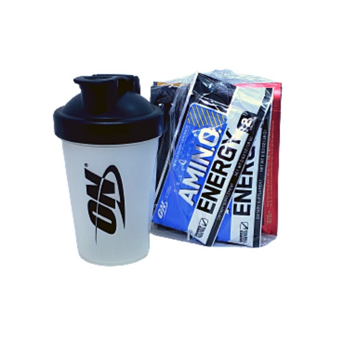 Best Price Nutrition Apparel & - Accesories & - Books Optimum Shaker & Sample Gift Bag Bundle