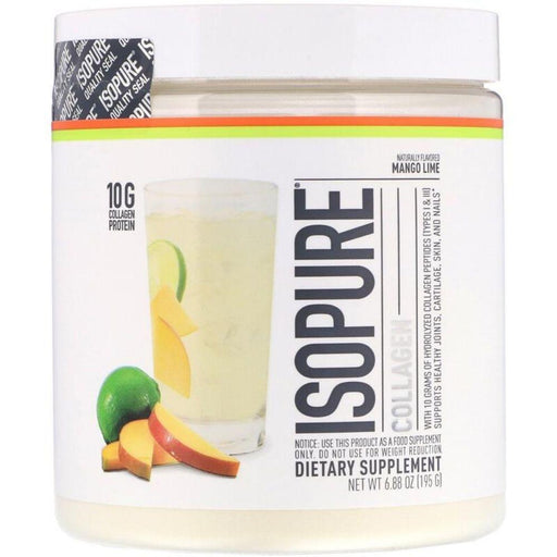Nature's Best Nature's Best Isopure Collagen 15 Servings (4383460130931)