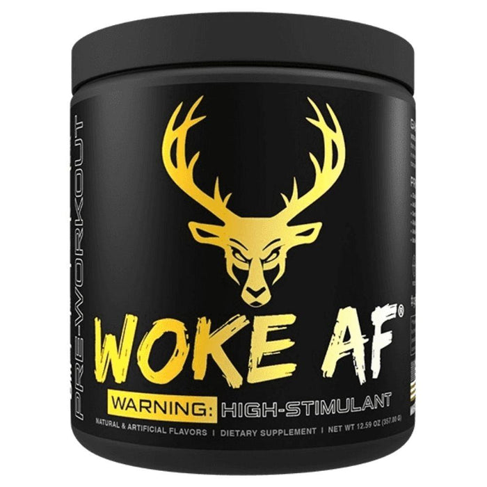 Bucked Up Sports Performance Recovery Swole Whip Bucked Up Woke AF 30 Servings (3897412386860)