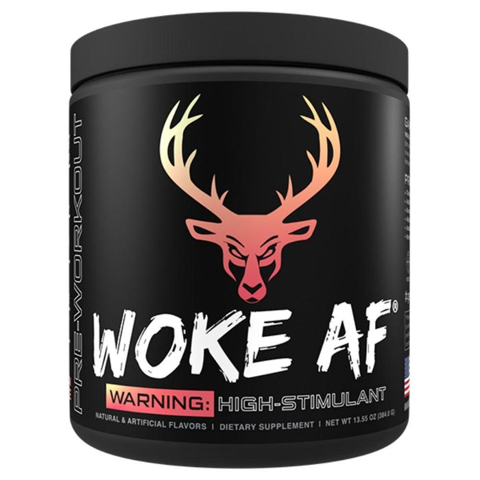 Bucked Up Sports Performance Recovery Watermelon Lemonade Bucked Up Woke AF 30 Servings
