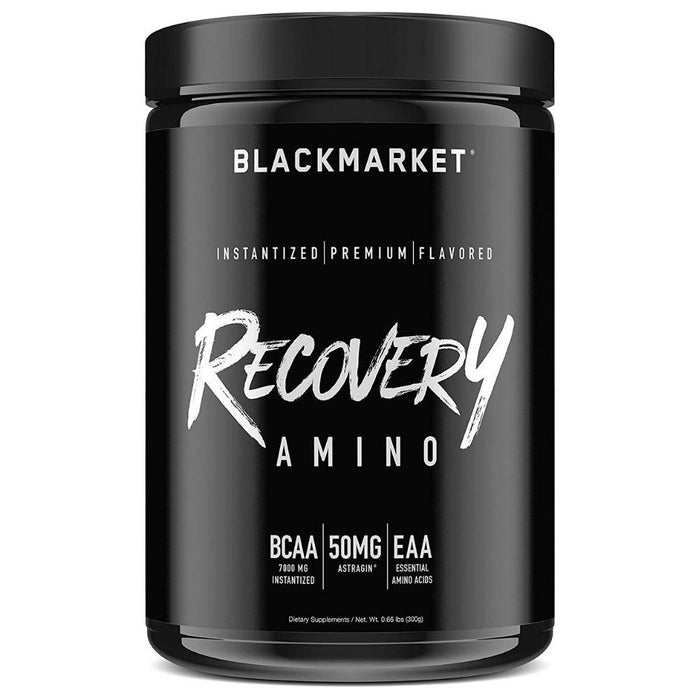 Black Market Labs Amino Acids Peach Black Market Labs Recovery Amino 30 Servings (4367022358643)