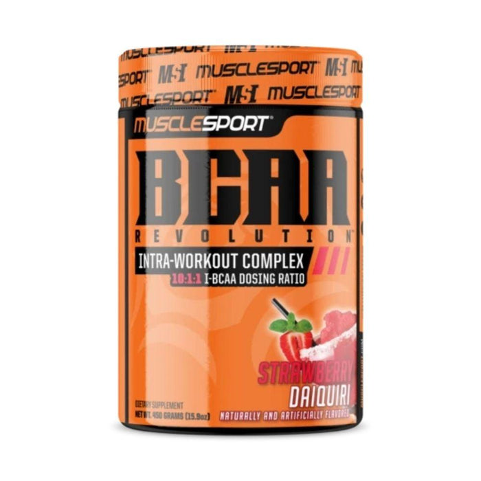 Muscle Sport Amino Acids Strawberry Daiquiri Muscle Sport BCAA Revolution 30 Servings (4392916615283)