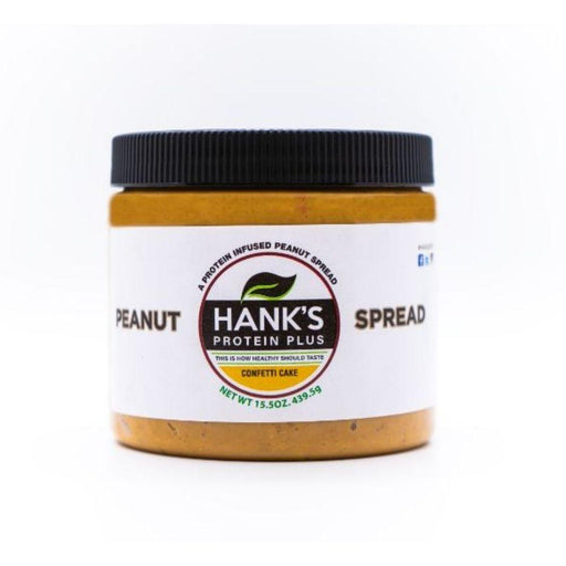 Hank's Protein Plus Foods Juices Hank's Protein Plus Nut Butter Spread (4574440095859)