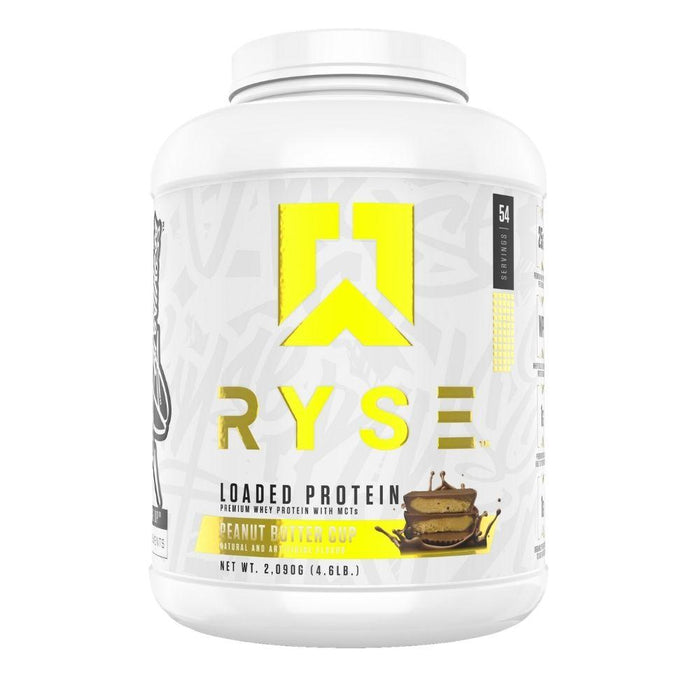 Ryse Supplements Protein Powders Chocolate Peanut Butter Cup Ryse Loaded Protein 4lb (4551762182259)