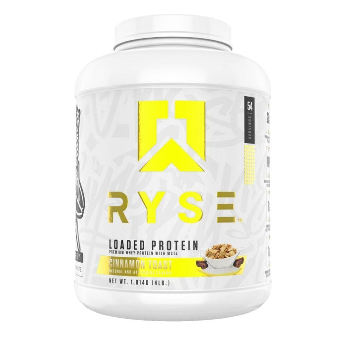 Ryse Supplements Protein Powders Cinnamon Toast Ryse Loaded Protein 4lb (4551762182259)