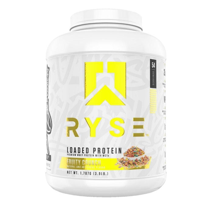 Ryse Supplements Protein Powders Fruity Crunch Ryse Loaded Protein 4lb (4551762182259)
