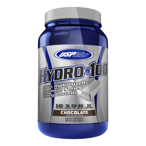 USPLABS Protein Powders Chocolate USPLabs Hydro 100 30 Servings (4422155403379)