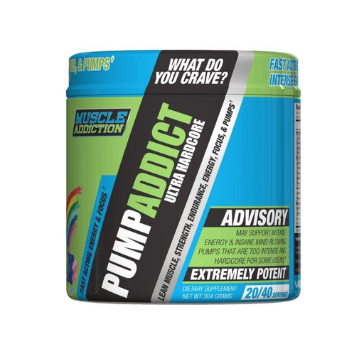 Muscle Addiction Pre-Workouts Muscle Addiction Pump Addict 40/sv (4603941650547)