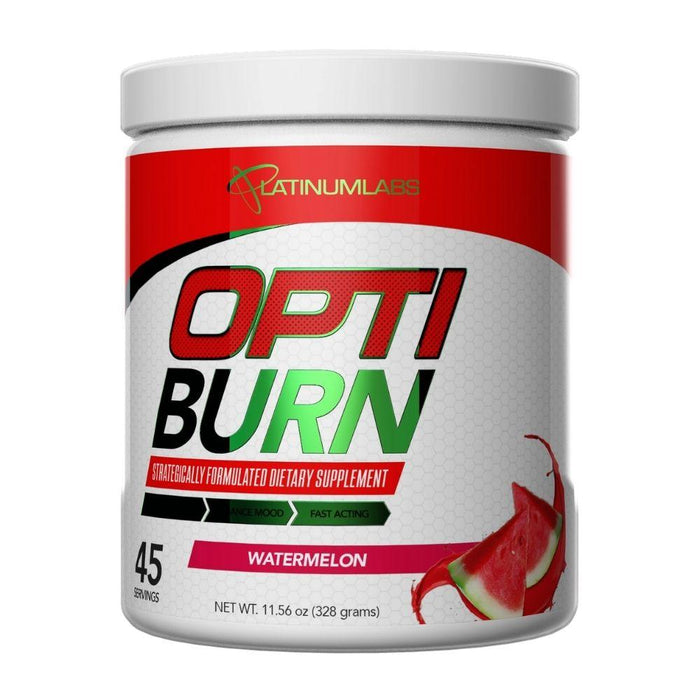 Outbreak Fat Burner Watermelon Platinum Labs Opti Burn 45 Servings (4628874494067)