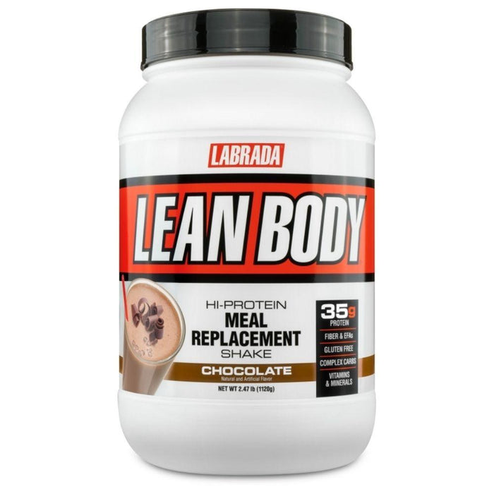 Labrada Nutrition Protein Powders Chocolate Labrada Lean Body 2.47lb (4593221763187)