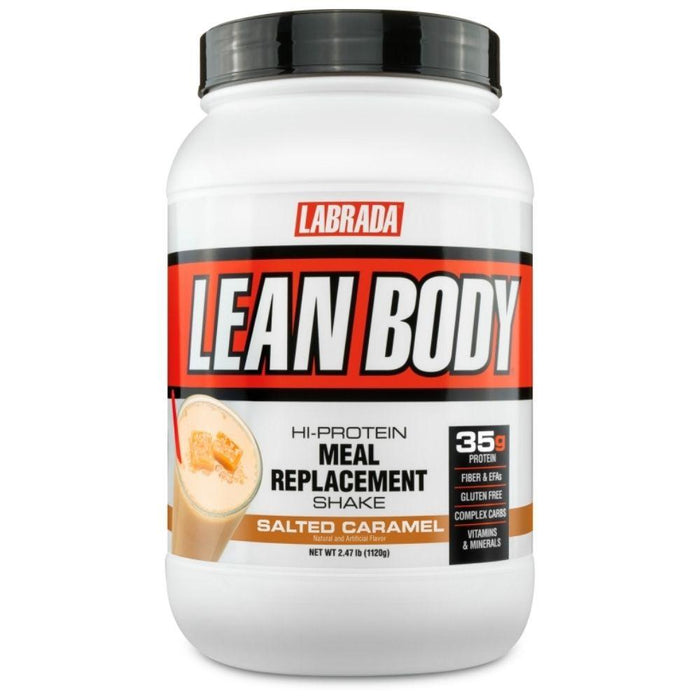 Labrada Nutrition Protein Powders Salted Caramel Labrada Lean Body 2.47lb (4593221763187)