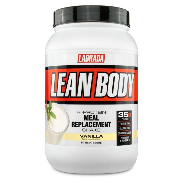 Labrada Nutrition Protein Powders Labrada Lean Body 2.47lb (4593221763187)