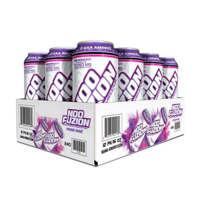 VPX Drinks VPX Noo Fuzion Energy Drink 12/case (4555398611059)