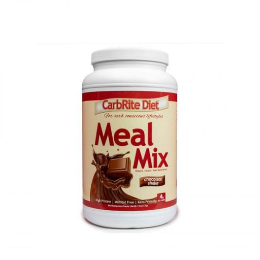 Universal Foods & - Juices CarbRite Meal Mix Chocolate 2.3lb (4613858132083)