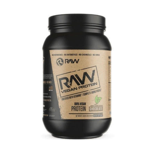 Raw Protein Powders Chocolate RAW Vegan Protein 25 Servings