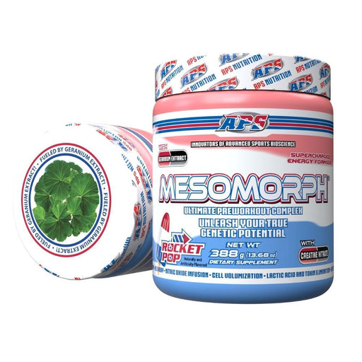 APS Nutrition Sports Nutrition & More APS Nutrition Mesomorph (NEW FORMULA) 388 Grams (581534646316)