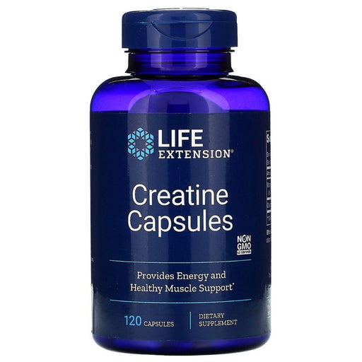 Life Extension Creatine Default Life Extension Creatine Capsules 120 Capsules