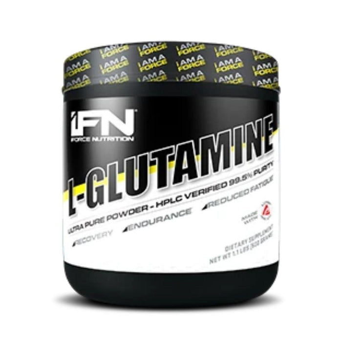 IFORCE Sports Nutrition & More IFORCE Glutamine 500 Grams