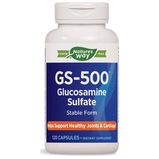 Nature's Way Joint Aid Nature's Way GS-500 120 Capsules