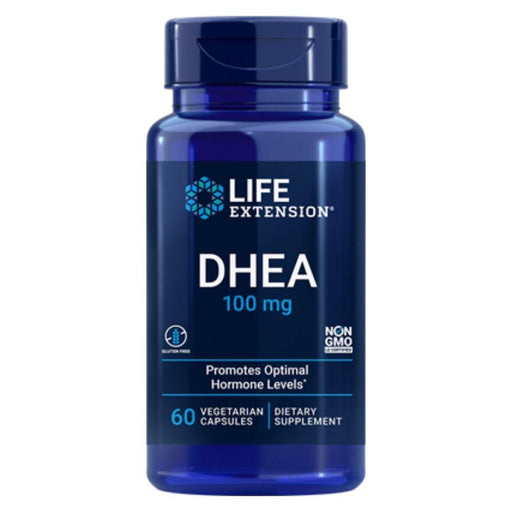 Life Extension Sports Nutrition & More Life Extension DHEA (dehydroepiandrosterone) 100 mg 60 Caps (581056233516)