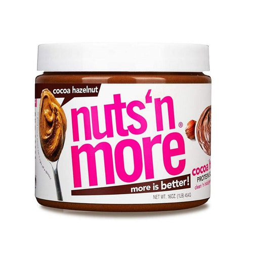 Nuts 'N More Foods & - Juices Nuts N More 16oz Cocoa Hazelnut 16oz