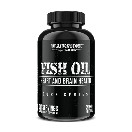 Blackstone Labs Essential Fatty Acids & - Oils Blackstone Labs Fish Oil 90 Servings (4604667265139)