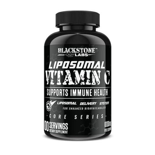 Blackstone Labs Vitamins & Minerals Blackstone Labs Liposomal Vitamin C 100 Servings (4604667232371)