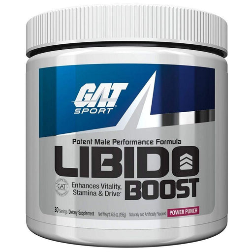 GAT Specialty Health Products Power Punch GAT Sport Libido Boost 30 Servings