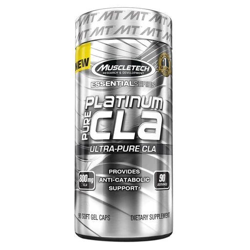 MuscleTech Fat Burner MuscleTech Platinum Pure CLA 90 Capsules