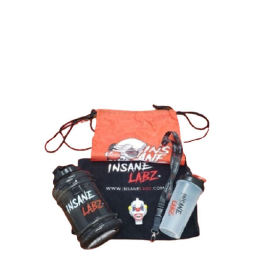 Best Price Nutrition Apparel & - Accesories & - Books Insane Labs Swag (Mystery Promo Item)