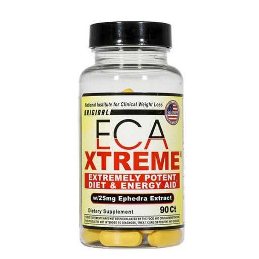 Hi-Tech Pharmaceuticals Sports Nutrition & More Hi-Tech Pharmaceuticals ECA Xtreme 90 Tabs (580993613868)