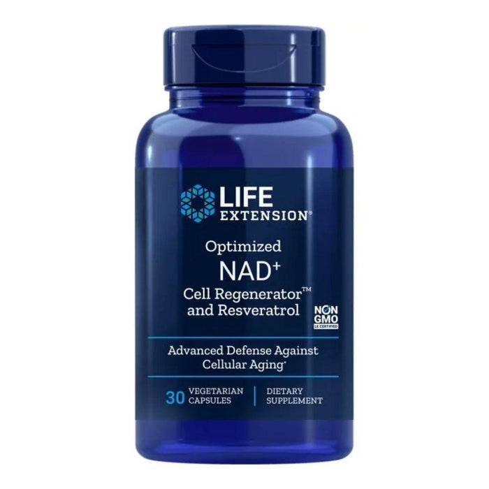 Life Extension Unclassified Life Extension NAD+ Optimized Cell Regenerator 30 Capsules (4360264319091)