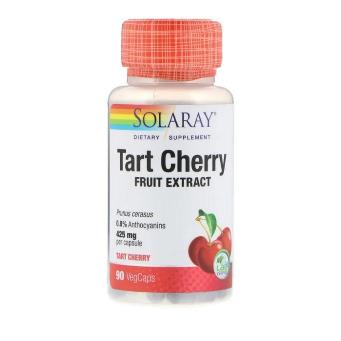 Solaray Store Stock Only SOL TART CHERRY 425mg 90VC