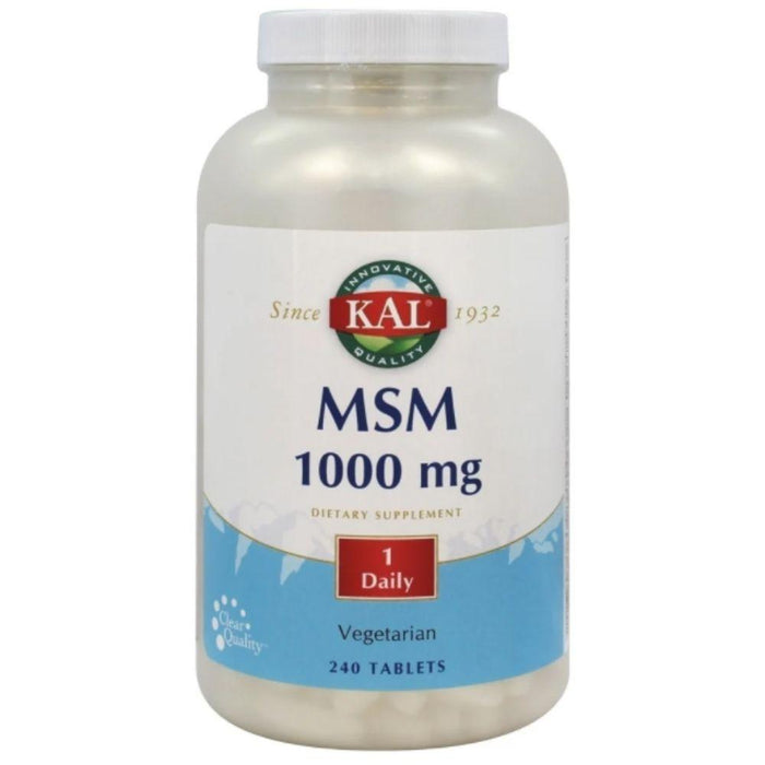 Kal Joint Aid Default KAL MSM 1000mg 240T