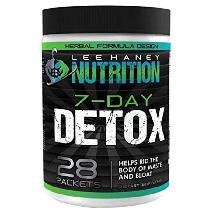 Lee Haney Nutritional Support Digestive Health Lee Haney 7-Day Detox 28/packets (4527240839283)