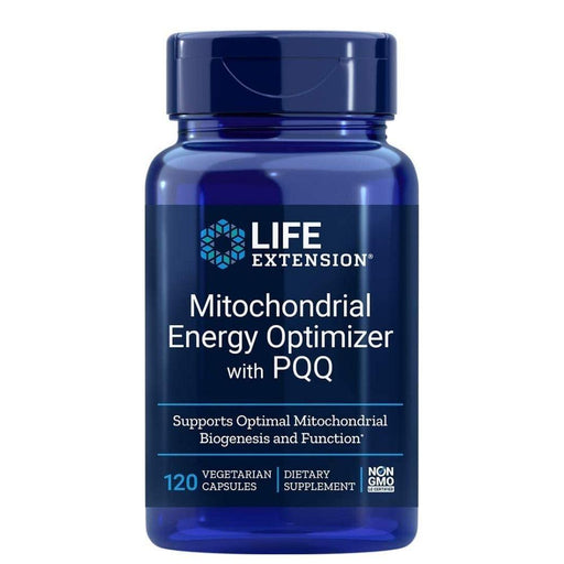 Life Extension Specialty Health Products LE Mitochondrial Energy Optimizer with PQQ 120vc (4622852915315)