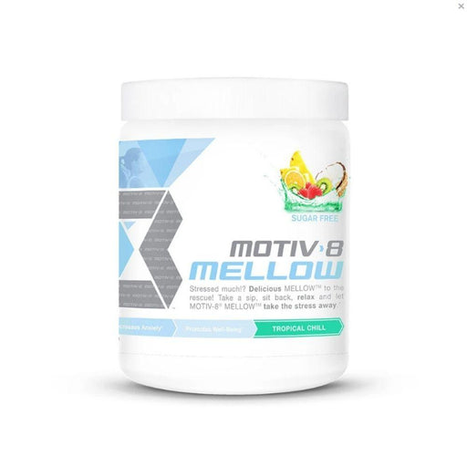 Motiv-8 Specialty Health Products Tropical Chill Motiv8 Mellow 30/Sv (4553388458099)