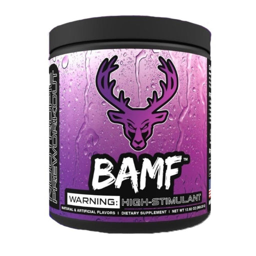 Bucked Up Sports Performance Recovery Make It Rain Bucked Up BAMF 30 Servings (3897413173292)