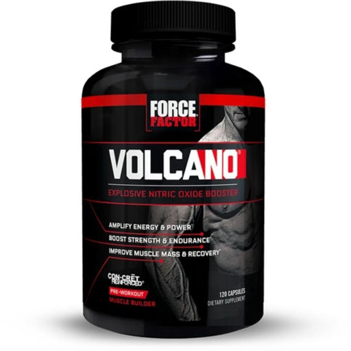 Force Factor Nitric Oxide Force Factor VolcaNO 120 Capsules (4629244280947)
