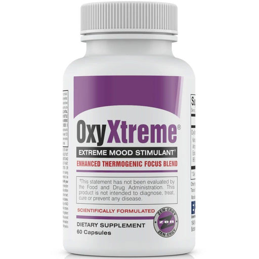 Brand New Energy Sports Nutrition & More Brand New Energy Oxy Xtreme 60 Caps (582130401324)