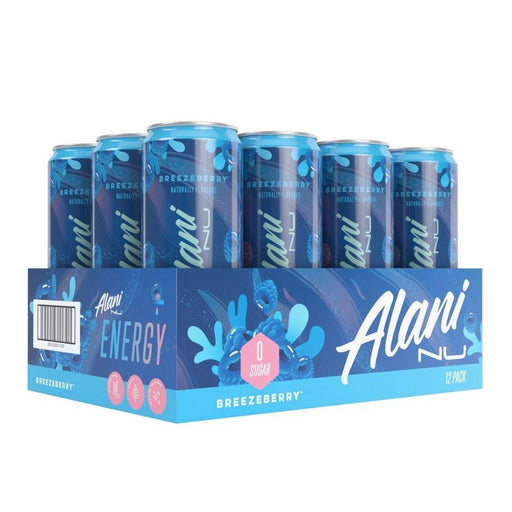 Alani Nu Drinks Alani Nu Energy RTD 12/Case