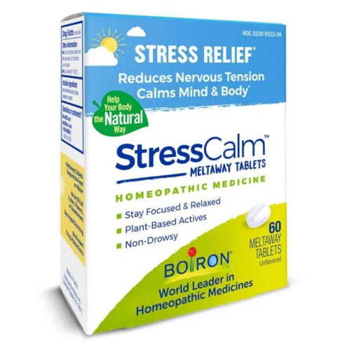 Boiron Specialty Health Products Boiron StressCalm 60 Tablets