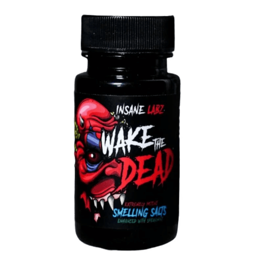 Insane Labz Apparel & - Accesories & - Books Insane Wake The Dead Smelling Salts (4574004674675)