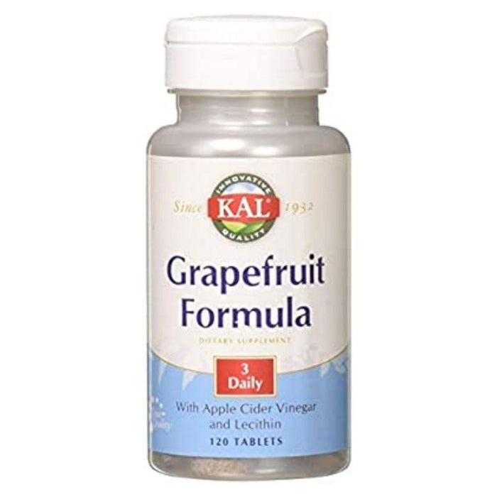 Kal Specialty Health Products Default KAL GRAPEFRUIT FORMULA 120T