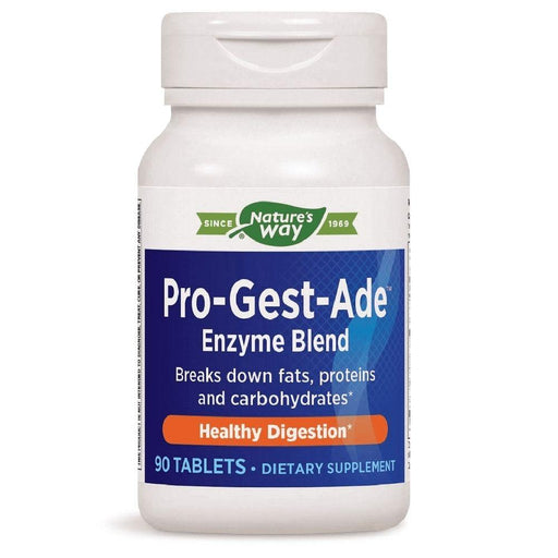 Enzymatic Therapy Vitamins, Minerals, Herbs & More Enzymatic Therapy Pro-Gest-Ade 90 Tablets (580570382380)