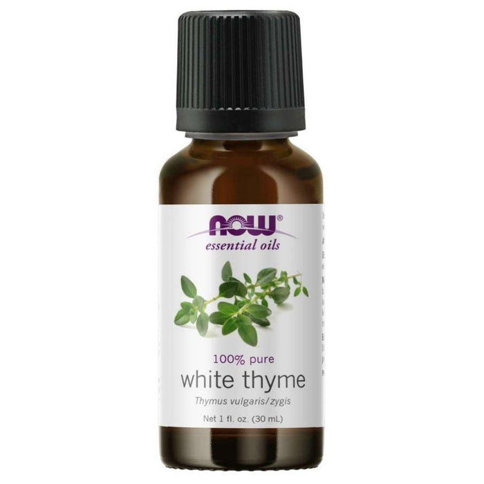 Now Foods Herbs Default Now Foods Thyme Oil 1oz (1831121354796)