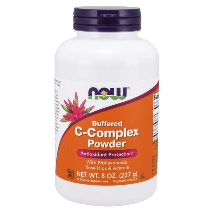 Now Foods Vitamins & Minerals Default Now Foods C-Complex Powder 8oz (1819364917292)
