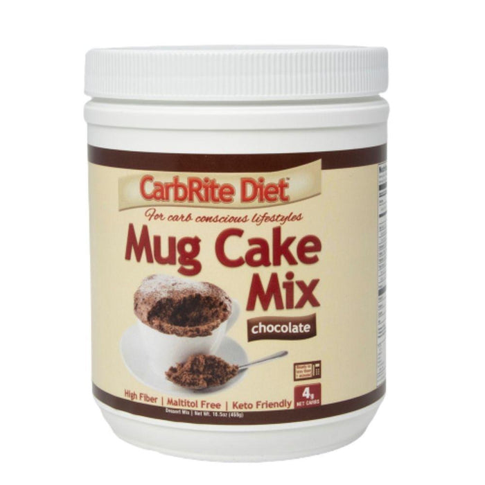 Universal Foods & - Juices CarbRite Chocolate Mug Cake Mix 468g (4613858492531)