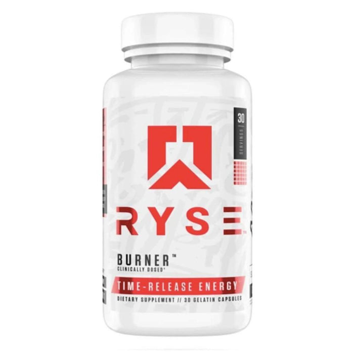 Ryse Supplements Fat Burner Ryse Supplements Burner 30 Capsules (4471609360499)