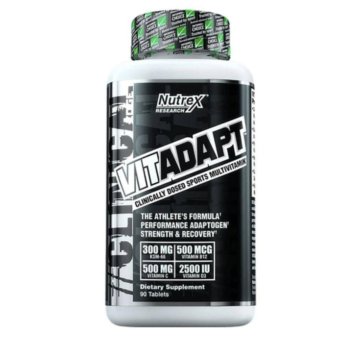 Nutrex Research Multi Vitamins Nutrex Research VitAdapt 90 Tablets (4396862144627)